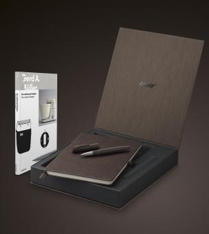 LAMY 2000 brown: Limitierte Edition 55 Jahre Lamy Design