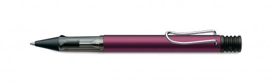 LAMY AL-star Kugelschreiber black purple inkl. Gravur