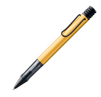 LAMY AL-star Kugelschreiber 299 gold/schwarz  inkl. Gravur