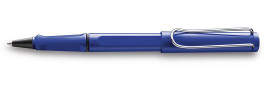 LAMY safari Tintenroller  blau  inkl. Gravur