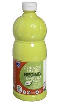 Lefranc & Bourgeois Gouache Zitronengelb 1L