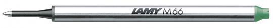 LAMY Tintenrollermine M 66 grün