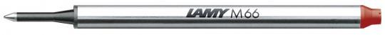 LAMY Tintenrollermine M 66 rot
