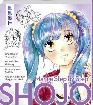 Manga Step by Step Shojo  - Gecko Keck