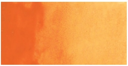 Kuretake ZIG GANSAI TAMBI AQUARELLFARBE 033 Cadmium Orange / Orange