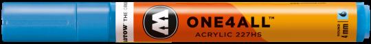 Molotow ONE4ALL™  227HS 161 schockblau mittel 4mm