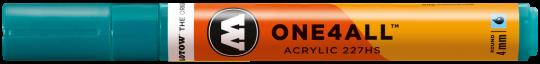 Molotow ONE4ALL™  227HS 206 lagunenblau 4mm