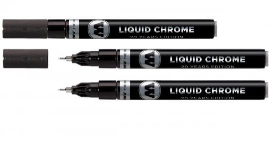 Molotow Liquid Chrome Pump Marker 1mm