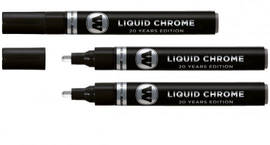 Molotow Liquid Chrome Pump Marker 4mm