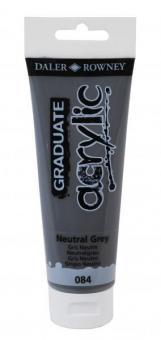 Daler-Rowney Neutralgrau 084 Graduate acrylic 120ml