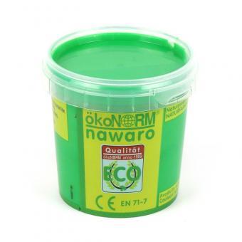 ökoNORM nawaro Fingerfarbe - grün