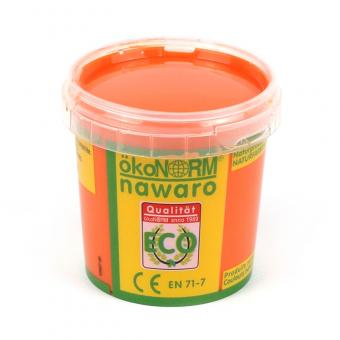 ökoNORM nawaro Fingerfarbe - orange 150 g