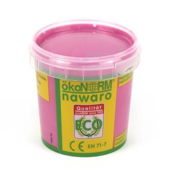 ökoNORM nawaro Fingerfarbe - pink 150 g