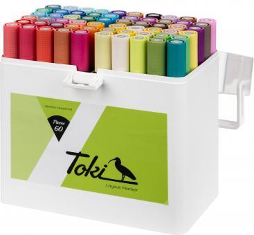 Toki Marker 60er Set Versandkostenfrei in D
