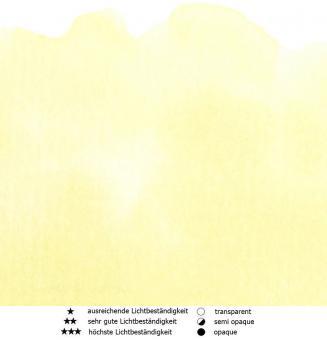 03 Neapelgelb hell Renesans Aquarellfarbe Intense Water  15 ml