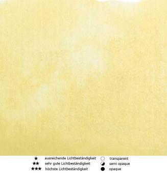 04 Neapelgelb dunkel Renesans Aquarellfarbe Intense Water  15 ml