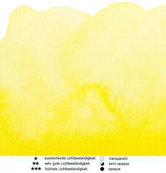 08 Chromegelb (HUE) Renesans Aquarellfarbe Intense Water 15 ml