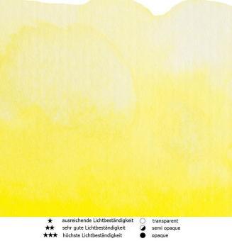 09 Kadmiumgelb Hell Renesans Aquarellfarbe Intense Water  15 ml