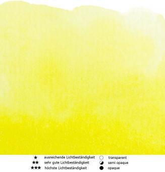 10 Aureolin (HUE) Renesans Aquarellfarbe Intense Water 15 ml