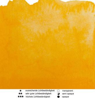14 Kadmiumorange Renesans Aquarellfarbe Intense Water 15 ml