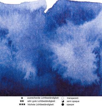 29 Preussischblau Renesans Aquarellfarbe Intense Water 15 ml