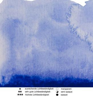 32 Kobaltblau Hell Renesans Aquarellfarbe Intense Water 15 ml