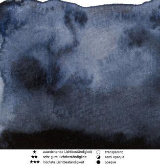 35 Indigoblau Renesans Aquarellfarbe Intense Water 15 ml