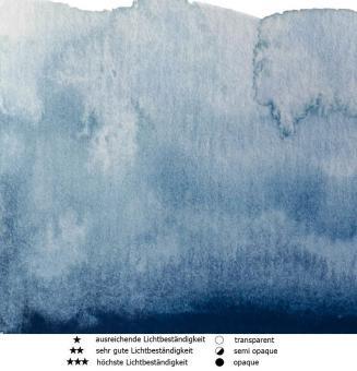36 Kobaltbtürkis Renesans Aquarellfarbe Intense Water 15 ml