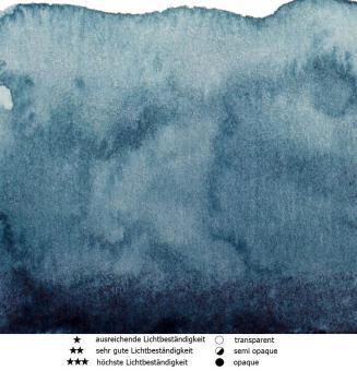 37 Preussischgrün Renesans Aquarellfarbe Intense Water 15 ml