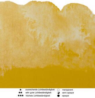 49 Goldocker Renesans Aquarellfarbe Intense Water 15 ml