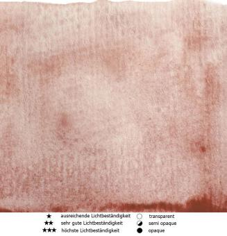 57 Potter´s Pink Renesans Aquarellfarbe Intense Water 15 ml