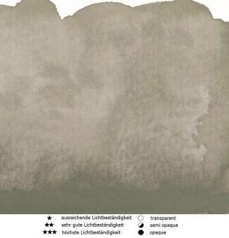 66 Mineral Grau Renesans Aquarellfarbe Intense Water 15 ml