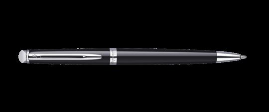 Waterman Hémisphère Kugelschreiber Lack schwarz inkl. Gravur