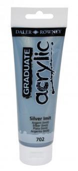 Daler-Rowney Silber 702 Graduate acrylic 120ml
