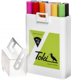 Toki Marker 12er A Set Versandkostenfrei in D