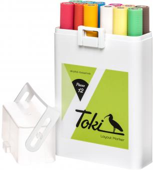 Toki Marker 12er C Set Versandkostenfrei in D