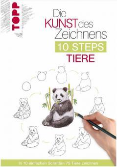 Die Kunst des Zeichnens - 10 Steps - Tiere - Heather Kilgour