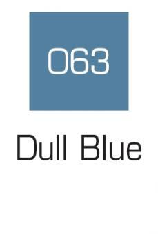 Kuretake ZIG Art & Graphic Marker Dull Blue 063