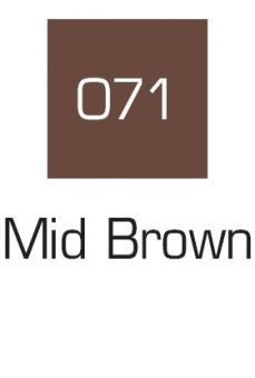 Kuretake ZIG Art & Graphic Marker Mid Brown 071