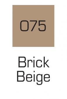 Kuretake ZIG Art & Graphic Marker Brick Beige 075