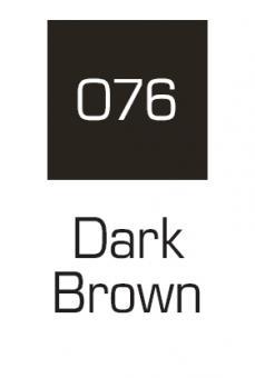 Kuretake ZIG Art & Graphic Marker Dark Brown 076