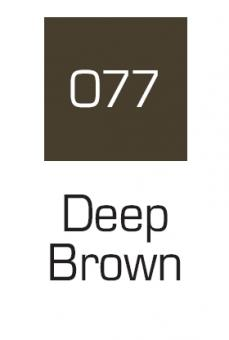 Kuretake ZIG Art & Graphic Marker Deep Brown 077