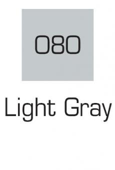 Kuretake ZIG Art & Graphic Marker Light Gray 080