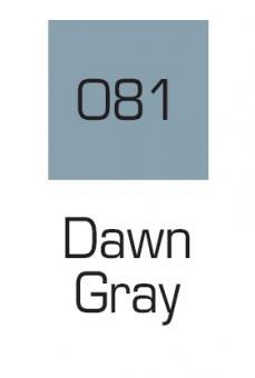 Kuretake ZIG Art & Graphic Marker Dawn Gray 081
