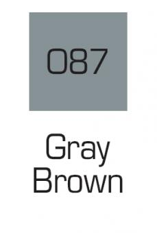 Kuretake ZIG Art & Graphic Marker Gray Brown 087