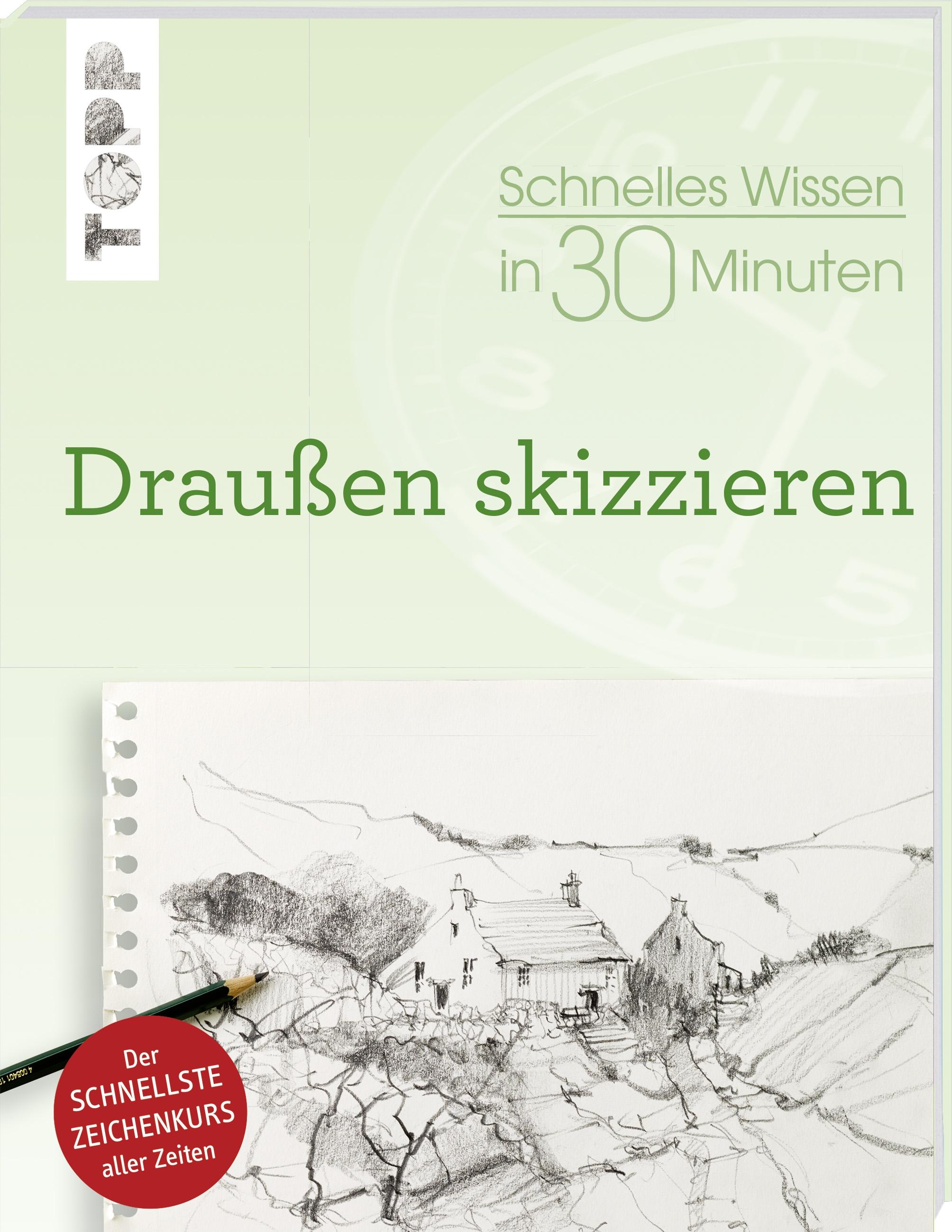 billigermalen | Draussen skizzieren - Bernd Klimmer / Schnelles ...
